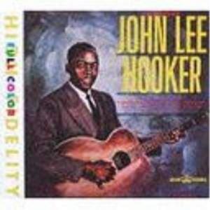 CD/ジョン・リー・フッカー/ザ・グレイト・ジョン・リー・フッカー