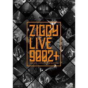 ▼DVD/ZIGGY/ZIGGY LIVE 9002 + (DVD+CD)