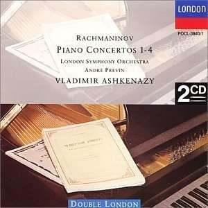 ★CD/ヴラディーミル・アシュケナージ/ラフマニノフ:ピアノ協奏曲全集|サプライズweb