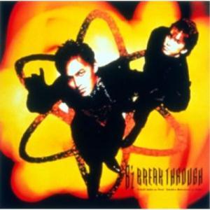 CD/B'z/BREAK THROUGH