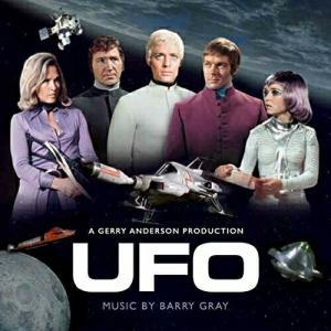【取寄商品】CD/バリー・グレイ/オリジナル・サウンドトラック 謎の円盤UFO