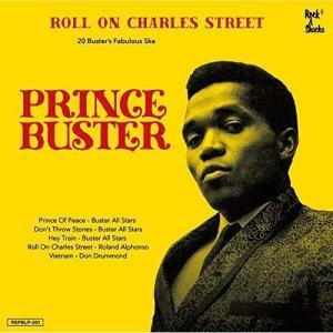 【取寄商品】CD/プリンス・バスター/Roll On Charles Street - Prince Buster Ska Selection