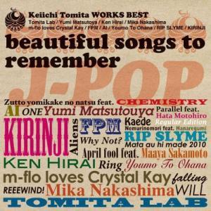 ■タイトル:冨田恵一 ワークス・ベスト WORKS BEST 〜beautiful songs to...
