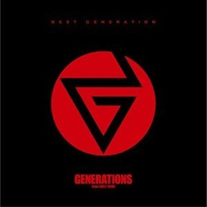 CD/GENERATIONS from EXILE TRIB...