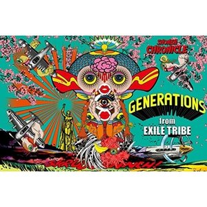 CD/GENERATIONS from EXILE TRIBE/SHONEN CHRONICLE (...