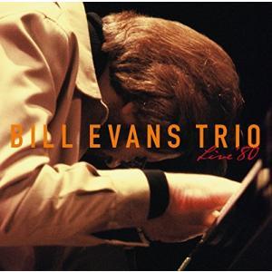 【取寄商品】LP(30cm)/ビル・エヴァンス・トリオ/LIVE'80〜最後のヨーロッパ〜 (受注限定生産盤)