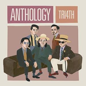 CD/TRI4TH/ANTHOLOGY (CD+DVD) (紙ジャケット) (初回生産限定盤)