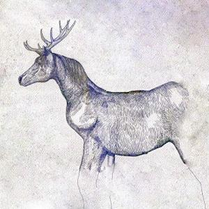 CD/米津玄師/馬と鹿 (CD+DVD) (描き下ろし紙ジャケット) (初回限定映像盤)