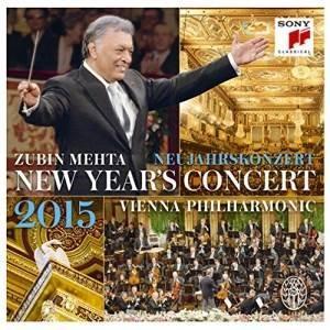 CD/ズービン・メータ ウィーン・フィル/ニューイヤー・コンサート2015