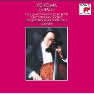 CD/ヨーヨー・マ/J.S.バッハ:無伴奏チェロ組曲(全曲) (ライナーノーツ) (期間生産限定盤)|surpriseweb