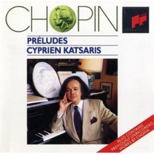 CD/シプリアン・カツァリス/ショパン:24の...の関連商品9