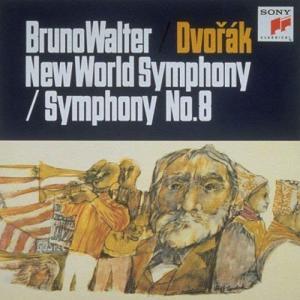 CD/ブルーノ・ワルター/ドヴォルザーク:交響曲 第8番&第9番「新世界より」 (ライナーノーツ) (期間生産限定盤)