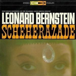 CD/レナード・バーンスタイン/リムスキー=コルサコフ:シェエラザード&スペイン奇想曲 (ライナーノーツ) (期間生産限定盤)