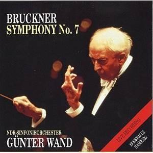 ブルックナー:交響曲第7番(1992年録音) (ライナーノーツ) (期間生産限定盤) ギュンター・ヴ...