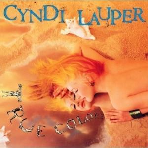 CD/シンディ・ローパー/トゥルー・カラーズ (Blu-sp...