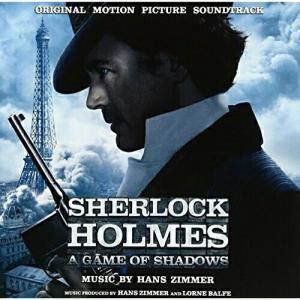 CD/ハンス・ジマー/シャーロック・ホームズ シャドウ ゲーム オリジナル・サウンドトラック (ライ...