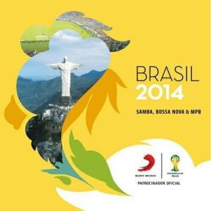 CD/オムニバス/ブラジル2014 サンバ、ボサノヴァ & MPB (解説付)