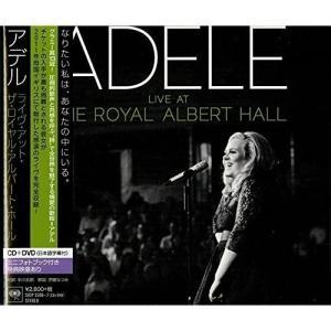 CD/アデル/ライヴ・アット・ザ・ロイヤル・アルバート・ホー...