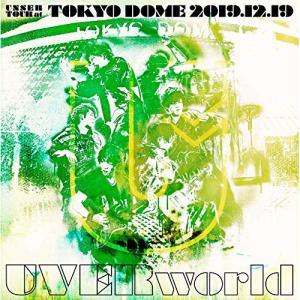 DVD/UVERworld/UNSER TOUR at TOKYO DOME 2019.12.19 ...