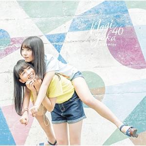 CD/乃木坂46/逃げ水 (CD+DVD) (Type-A)