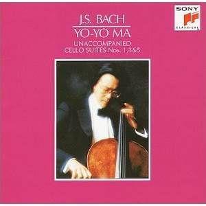 CD/ヨーヨー・マ/バッハ:無伴奏チェロ組曲第1・3・5番