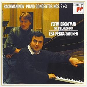 CD/ラフマニノフ/ラフマニノフ:ピアノ協奏曲第2番,第3番