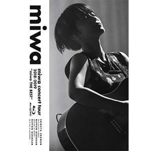 "miwa concert tour 2018-2019 ""miwa THE BEST""(Blu-ra..."