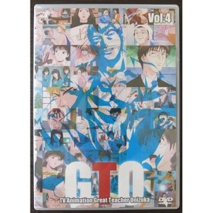 DVD/TVアニメ/TVアニメーション GTO Vol.4