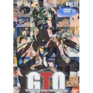 DVD/TVアニメ/TVアニメーション GTO Vol.11