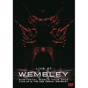 DVD/BABYMETAL/LIVE AT WEMBLEY BABYMETAL WORLD TOUR 2016 kicks off at THE SSE ARENA, WEMBLEY サプライズweb
