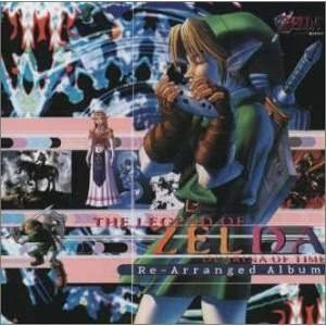 「ゼルダの伝説 時のオカリナ」リアレンジ・アルバム ゲーム・ミュージック 発売日:1999年12月2...