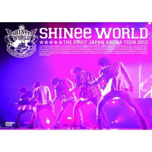 "DVD/SHINee/SHINee THE FIRST JAPAN ARENA TOUR""SHINee WORLD 2012""(通常版)"