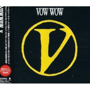 ■タイトル:V ■アーティスト:VOWWOW (バウワウ ばうわう) ■発売日:2006年9月6日 ...