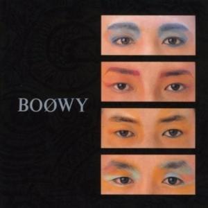 CD/BOOWY/BOOWY (Blu-specCD2)