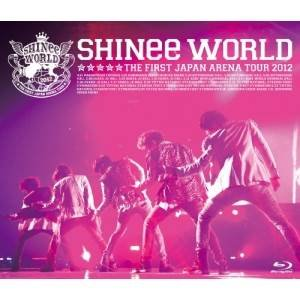 "BD/SHINee/SHINee THE FIRST JAPAN ARENA TOUR""SHINee WORLD 2012""(Blu-ray) (通常版)"