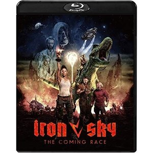 ▼BD/洋画/アイアン・スカイ/第三帝国の逆襲 豪華版(Blu-ray)