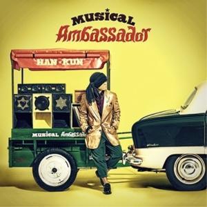 CD/HAN-KUN/Musical Ambassador (CD+DVD) (初回限定盤)|surpriseweb
