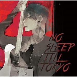 CD/MIYAVI/NO SLEEP TILL TOKYO (CD+DVD) (初回限定盤)