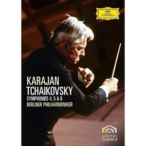 DVD/クラシック/チャイコフスキー:交響曲 第4番、第5番、第6番(悲愴) (限定特別価格版) サプライズweb