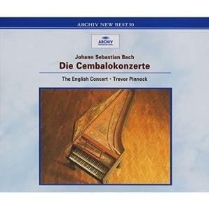 CD/トレヴァー・ピノック/J.S.バッハ:チェンバロ協奏曲全集 (限定盤)