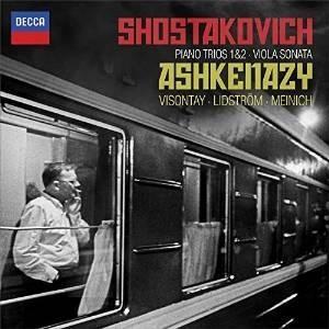 CD/ヴラディーミル・アシュケナージ/ショスタコーヴィチ:ピアノ三重奏曲第1番・第2番/ヴィオラ・ソナタ (SHM-CD)