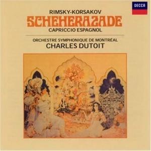 ■タイトル:リムスキー=コルサコフ:交響組曲(シェエラザード)、スペイン奇想曲 ■アーティスト:シャ...