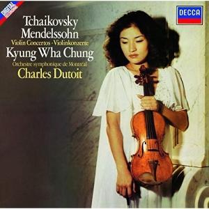 CD/チョン・キョンファ/チャイコフスキー&メンデルスゾーン:ヴァイオリン協奏曲 (SHM-CD)