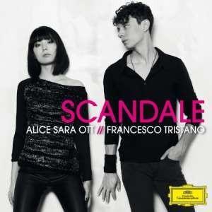 CD/アリス=紗良・オット//フランチェスコ・トリスターノ/スキャンダル (SHM-CD) (来日記念盤)