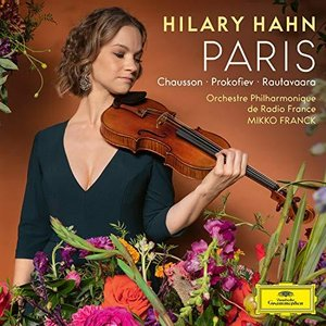 CD/ヒラリー・ハーン/パリ (MQA-CD/UHQCD)|サプライズweb