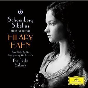 CD/ヒラリー・ハーン/シェーンベルク&シベリウス:ヴァイオリン協奏曲 (SHM-CD)|surpriseweb