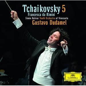 CD/グスターボ・ドゥダメル/チャイコフスキー:交響曲第5番 幻想曲(フランチェスカ・ダ・リミニ) ...