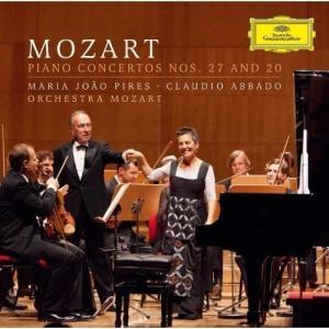 CD/ピリス アバド/モーツァルト:ピアノ協奏曲第27番・第20番 (SHM-CD)