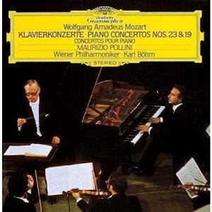 CD/ポリーニ ベーム/モーツァルト:ピアノ協奏曲第23番・第19番 (SHM-CD)