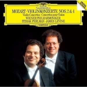 CD/イツァーク・パールマン/モーツァルト:ヴァイオリン協奏曲第2番・第4番 (SHM-CD)